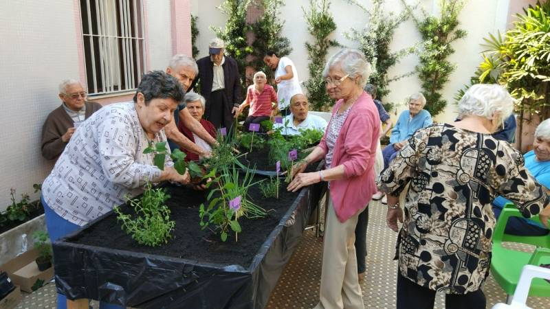 Creches para Terceira Idade Particulares Jardim Samambaia - Creche para Idoso Diária