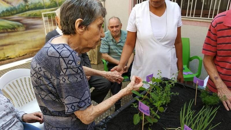 Cuidado de Idosos com Mobilidade Reduzida Real Parque - Cuidados de Idosos com Demência