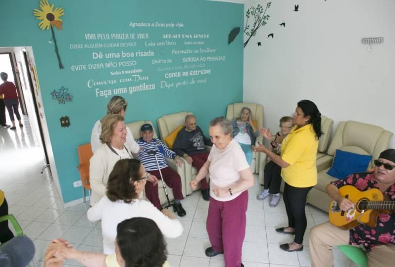 Espaço Adaptado para Idoso Jardim Oliveira, - Espaço para Idosos com Parkinson