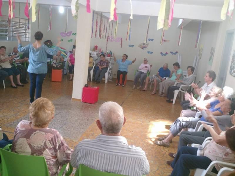 Espaço para Terceira Idade com Médicos Itaim - Espaço para Idosos com Parkinson