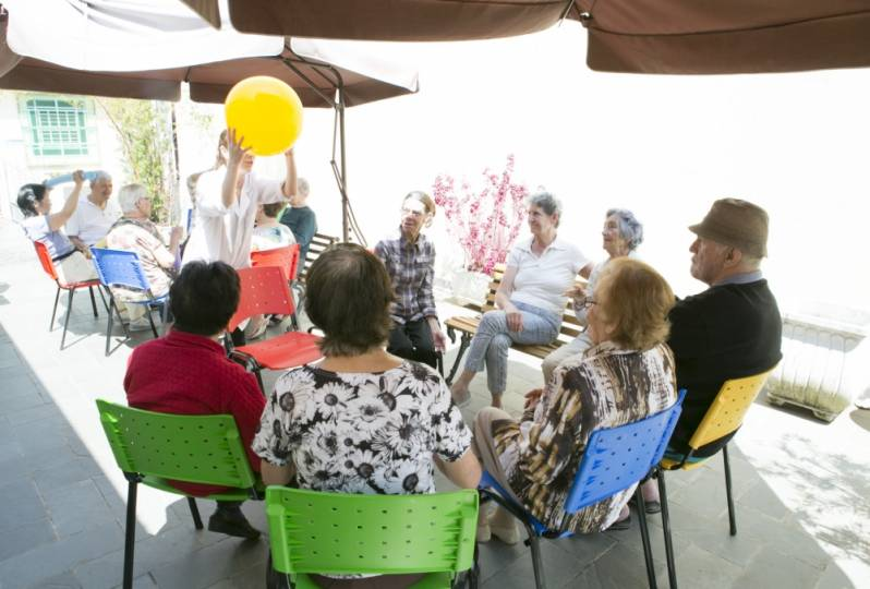 Espaços Adaptados para Idosos Campo Limpo - Espaço para Idosos com Parkinson