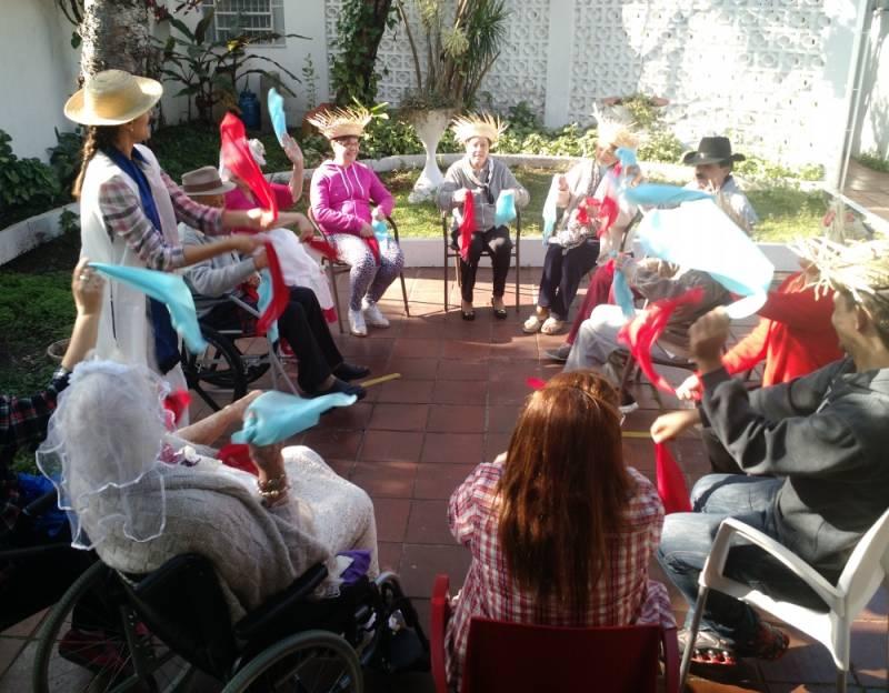 Espaços de Convivência para Idosos Jardim Aurélia - Espaço para Idosos com Parkinson