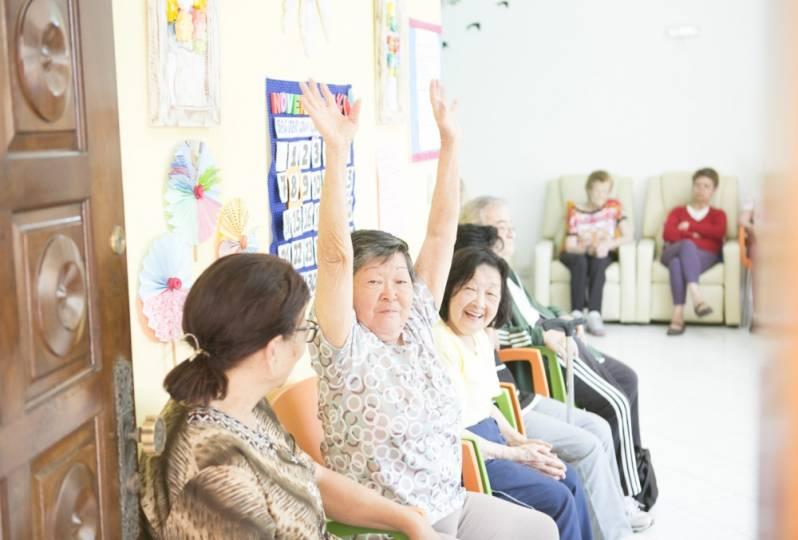 Espaços para Terceira Idade com Enfermagem Chácara Primavera - Espaço para Terceira Idade Particular