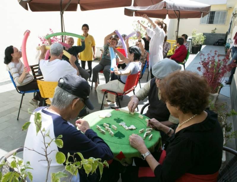 Onde Encontro Clínica Dia para Idosos com Parkinson Vila Suzana - Centro Dia para Idosos