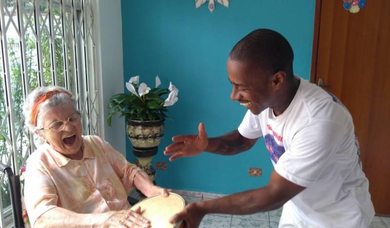 Orçamento de Cuidados de Idosos com Deficiência Mental Jardim Platina - Cuidados Paliativos para Idosos