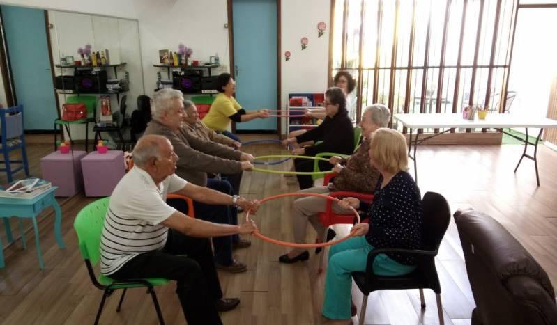 Serviço de Creche Particular para Idoso com Fisioterapia Umuarama - Creche para Idoso Diária
