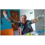 asilo para idosos que precisam de cuidado especial mais próximo Jardim Itamarati