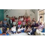 atividade de recreação para idosos Pompéia