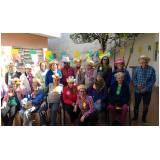 casa para idoso com Alzheimer Bananal