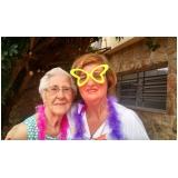 clínica de creche de recreação para idosos Bananal