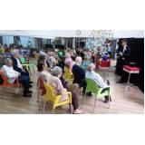 clínica dia para idosos particular preço Jardim Samambaia
