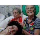 clínicas dia para idoso com Alzheimer Aeroporto
