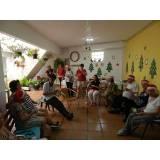 clínica dia para idoso com Alzheimer