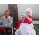 creche de recreações para idosos Jaraguá