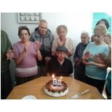 creche para idoso com atividades físicas preço CECAP