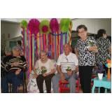 creche para idosos com Alzheimer preço Presidnte Altino