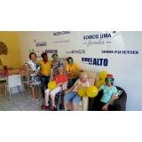 creche particular para idoso Vila Teixeira
