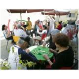 espaço de lazer para idoso Jardim Roberto