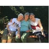 espaços para terceira idade com médicos Jardim Nova Europa