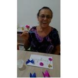 lazer do idoso day care Guanabara