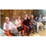 moradias para idoso com assistência médica Jardim do Lago I