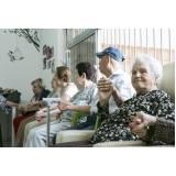 onde encontrar espaço para idosos com parkinson Água Branca