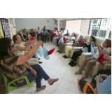 onde encontrar espaços adaptados para idosos Bosque das Palmeiras
