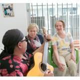 onde encontro clínica dia para idosos com fisioterapia Vila Santa Luísa
