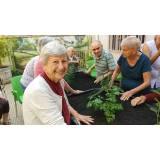 onde encontro moradia para idosos com demência Vila Alexandria