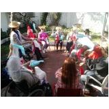 onde tem creche para idosos diária Campo dos Amarais