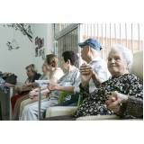 quanto custa clínica dia para idosos com fisioterapia Chácara da Barra
