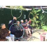 quanto custa creche para idoso com atividades físicas Jardim Monte Belo I