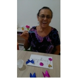 atividade de recreação para idosos
