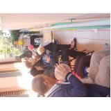 residencial para idosos com atividade física Vila Lemos