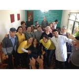 residências para idosos com médicos Parque Camélias