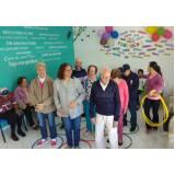 serviço de creche para idoso particular Vila São Bento
