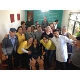 serviço de creche para terceira idade particular Residencial Parque Bandeirantes