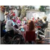 serviço de creche particular para idoso com médicos Vila Anastácio