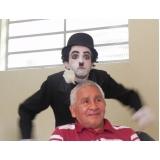 serviço de recreação para idosos em asilo Jaraguá